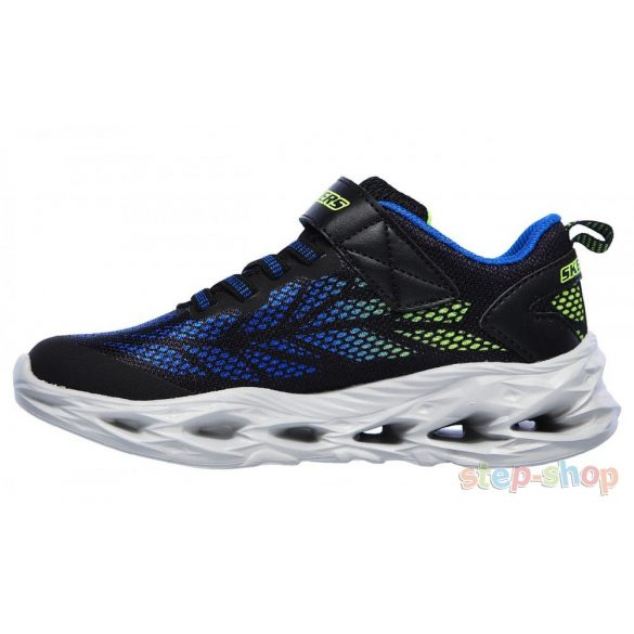 27-34 fiú ledes sportcipő Skechers S-Lights Vortex-Flash B