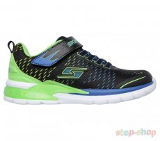 20-27  fiú ledes sportcipő Skechers S-Lights Lava Arc