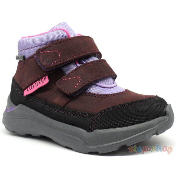 24-35 lány vízálló gyerekcipő D.D.step F61-565BL