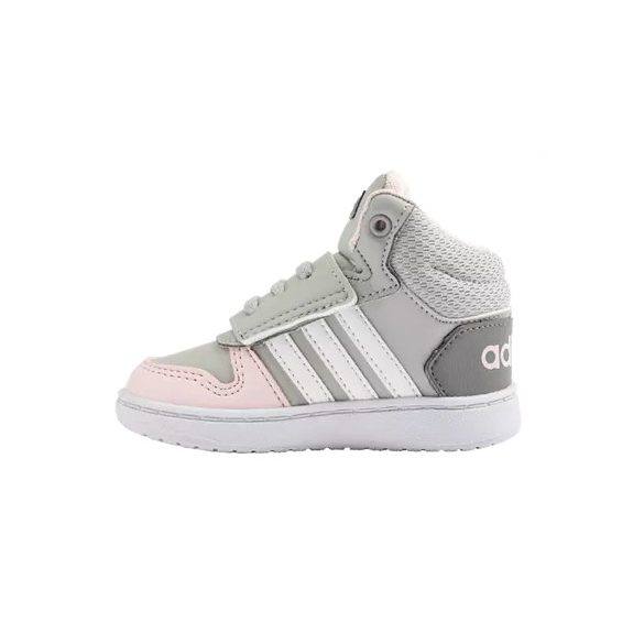 22-27 Adidas lány cipő HOOPS MId2