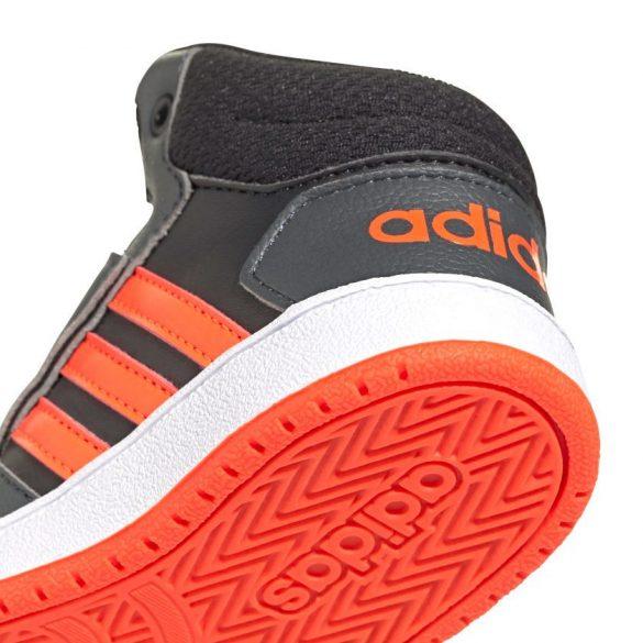22-30 Adidas fiú cipő Hoops Mid2