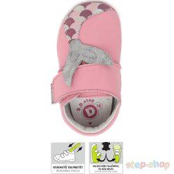 D.D.step - D.D.baby lány kocsicipő K1596-104A