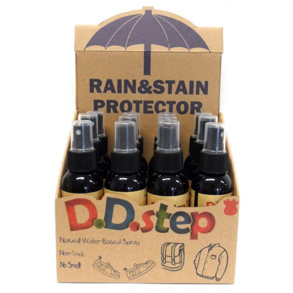 D.D.step impregnáló spray 100 ml